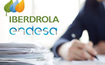 Iberdrola y Endesa se preparan para un aluvión de multas millonarias por fraude en los contadores